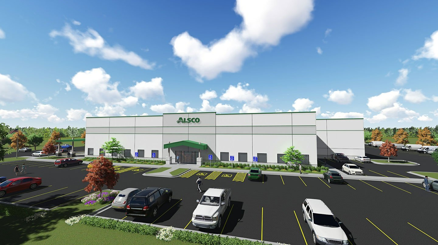 Largest U.S. Facility Built for Nationwide Launder