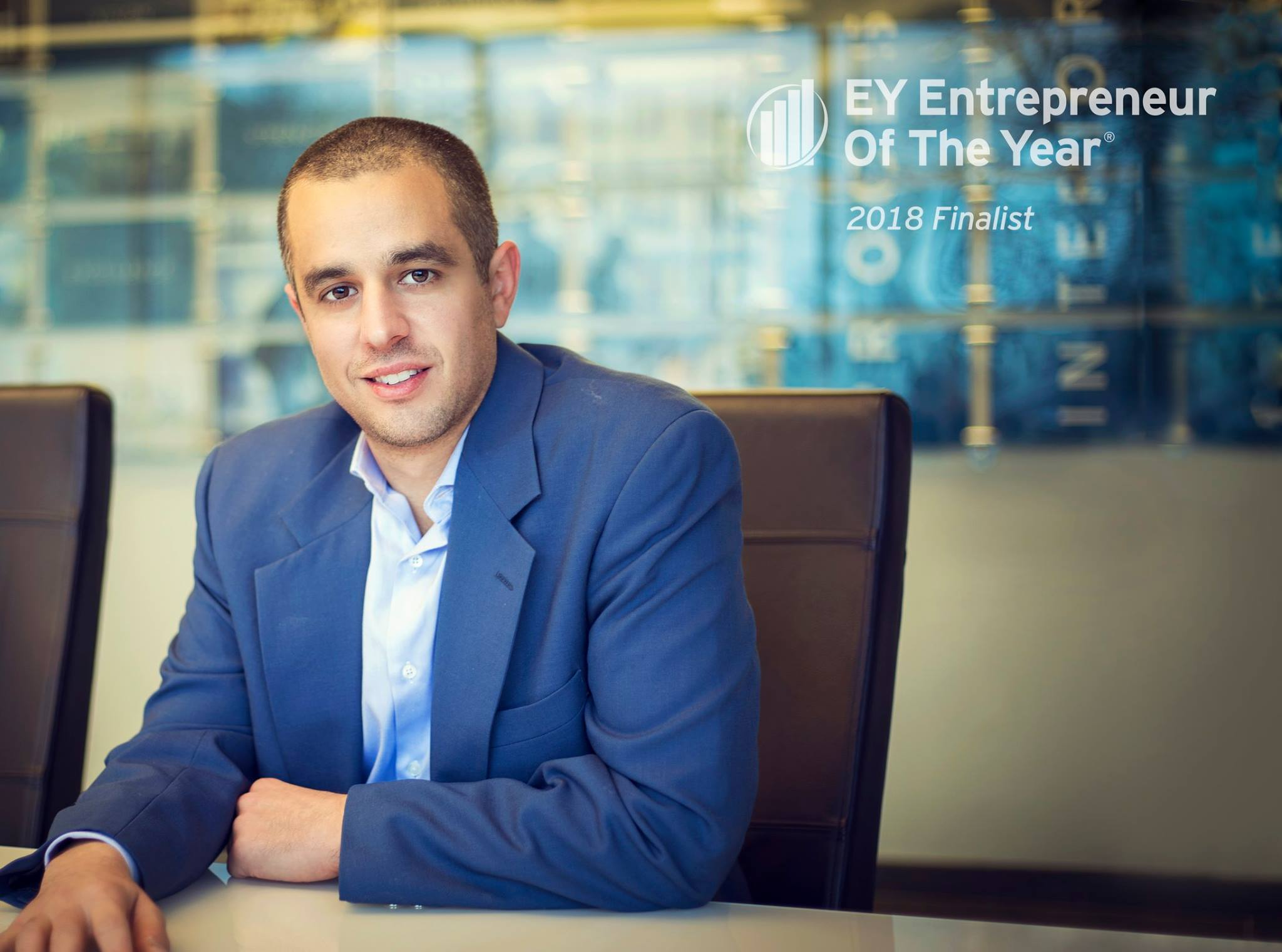 ARCO/Murray's Lee Stellakis Named as EY Entrepreneur Of The Year® 2018 Award Finalist in the Midwest