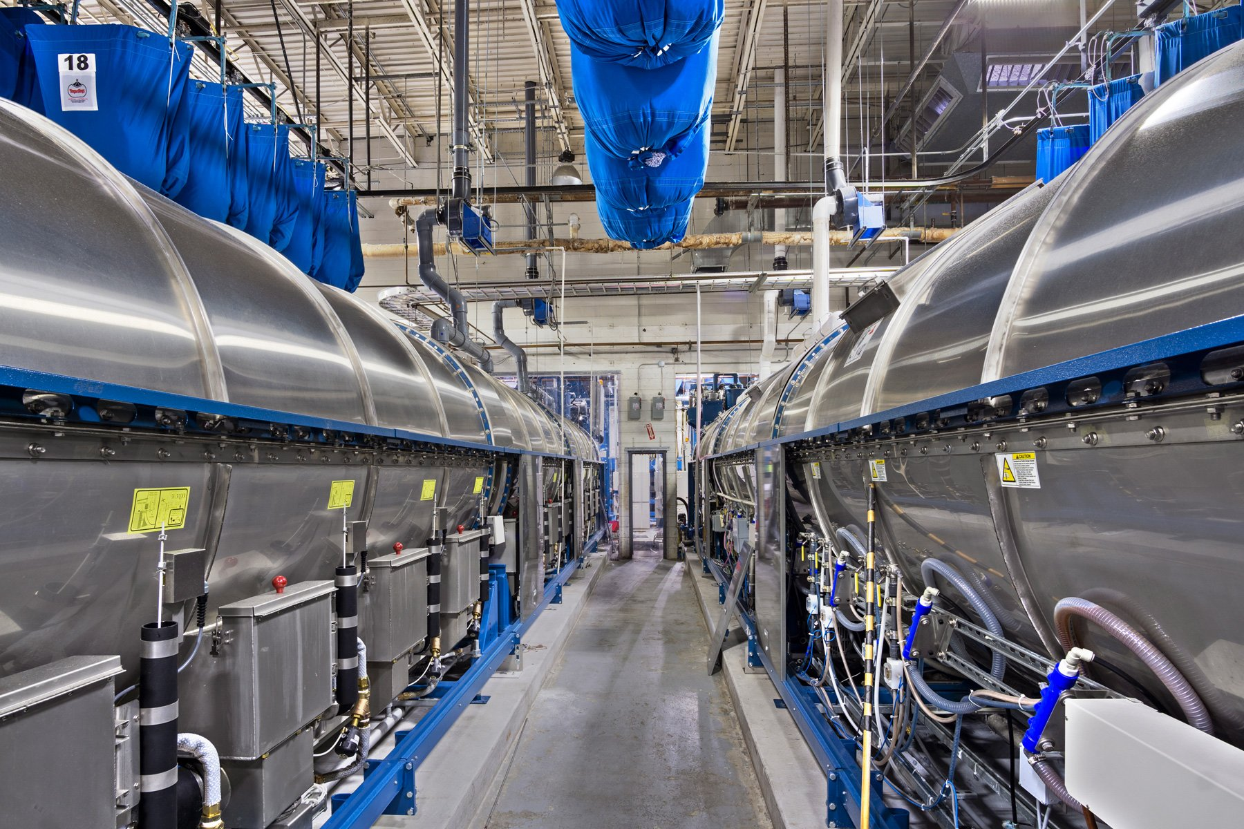 Upgrading On-Site Laundries:  What Are My Options?