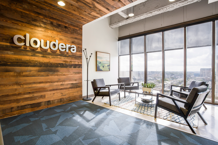 Design-Build Office Expansion for Cloudera in Austin,TX