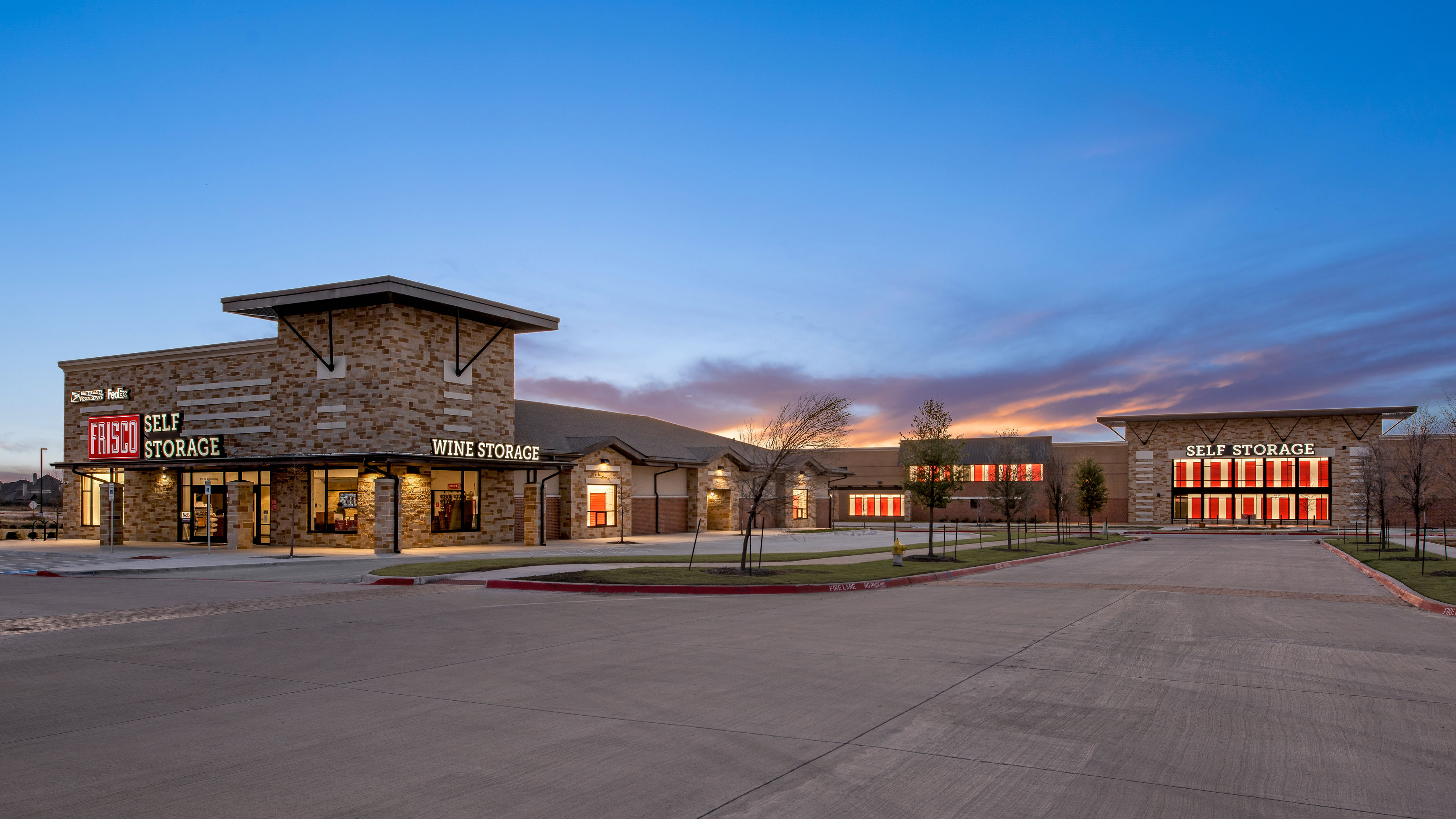 Arco Murray Completes Self Storage Facility For The