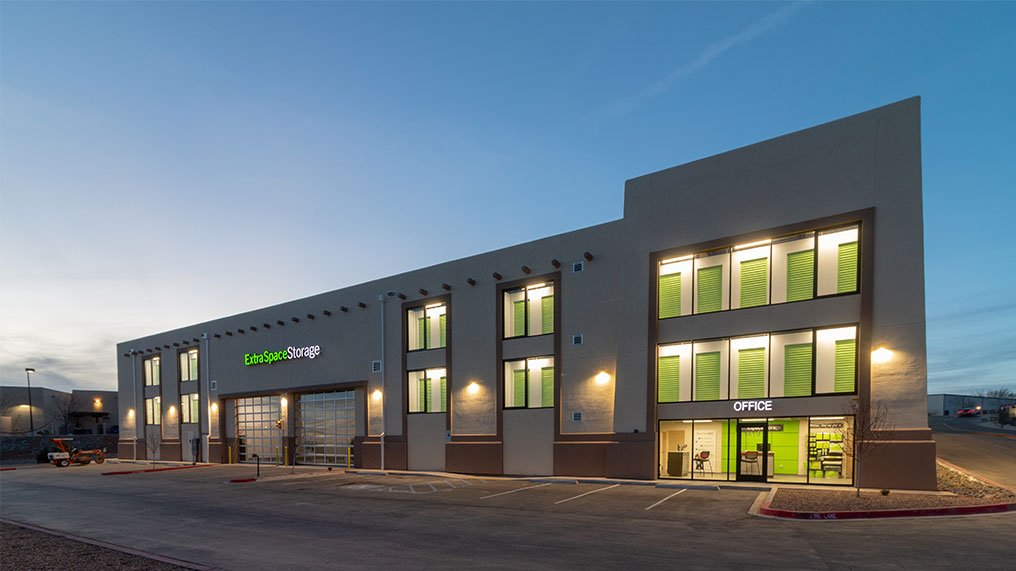 ARCO/Murray Completes Self Storage Facility in Santa Fe, NM