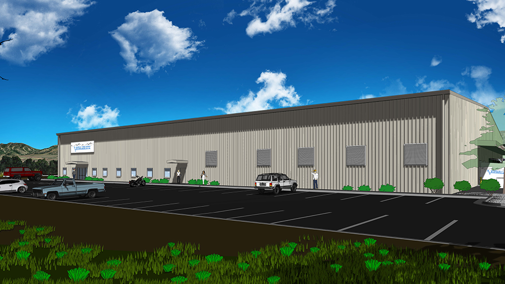 ARCO/Murray Begins Construction of New Laundry for Montana Linen