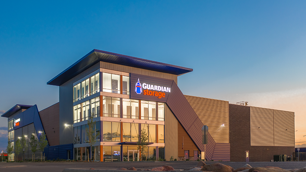Start-of-the-Art Self Storage Facility for Guardian Storage