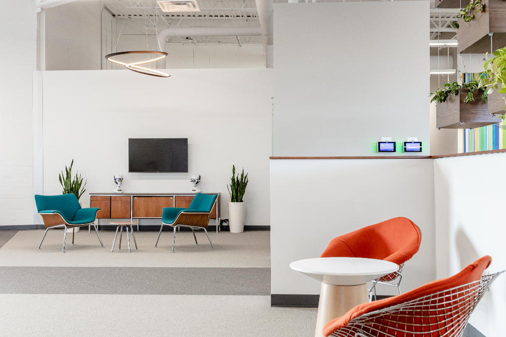 Orascoptic Goes From Design to Occupancy in 60 Days at New Madison, Wisconsin Headquarters
