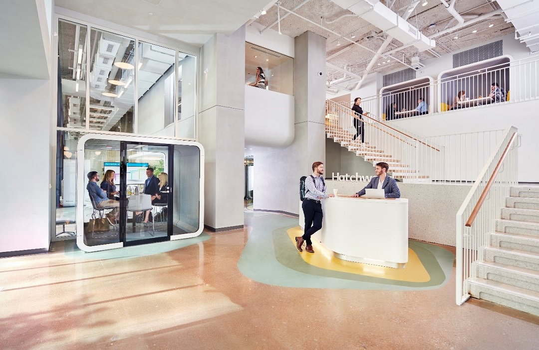 Hatchways Leans on the Agility of Design-Build to Hit a Challenging Investor Timeline