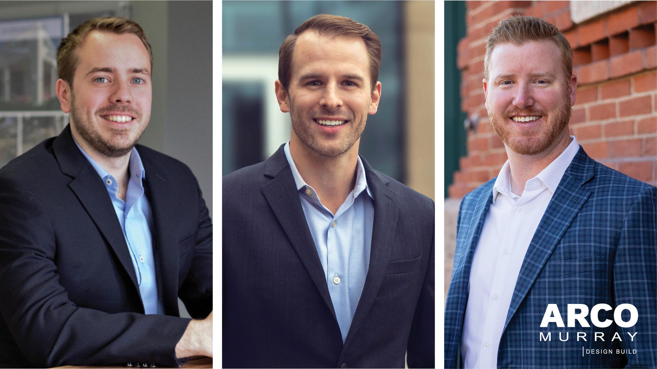 ARCO/Murray Names Colin Epperson, Brett Garrett, and Jeff Meissner Partners