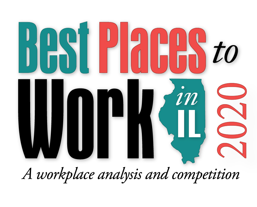 Ranked #3 Best Place to Work in Illinois 2020