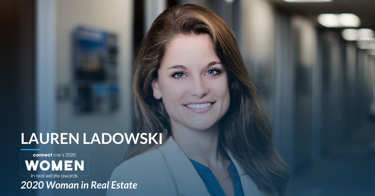 Lauren Ladowski Named 2020 Woman in Real Estate by Connect Media
