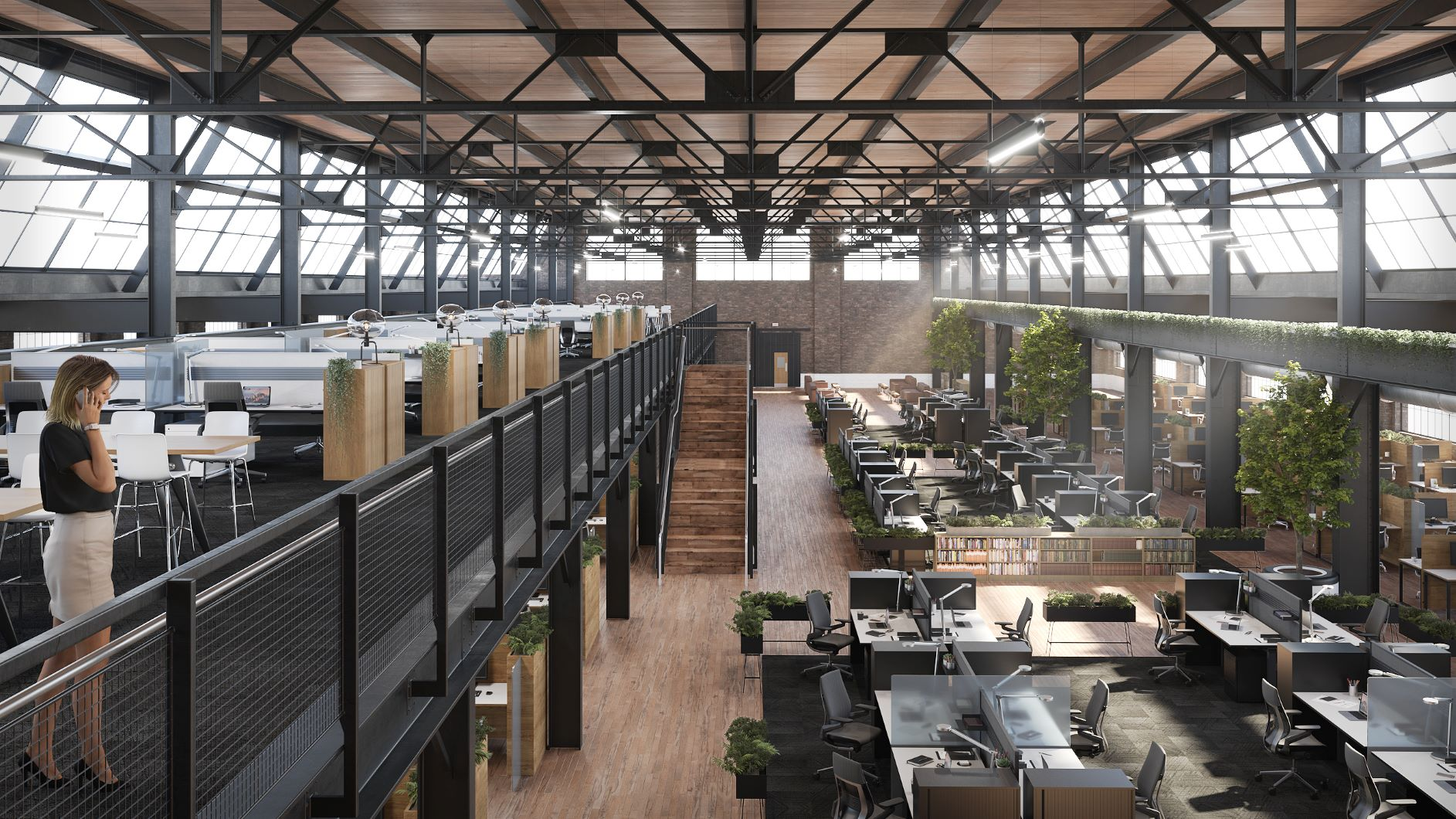 Adaptive Reuse Spotlight: Expansive 250,000 SF Project to Become Chicago's Workplace for Makers, Creators & Innovators