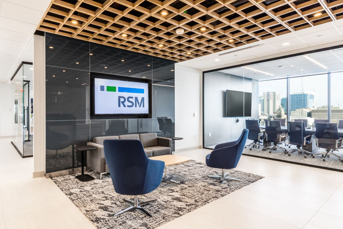Q&A with National Accounting Firm RSM on the Motivation Behind Their Latest Nashville Office TI Project