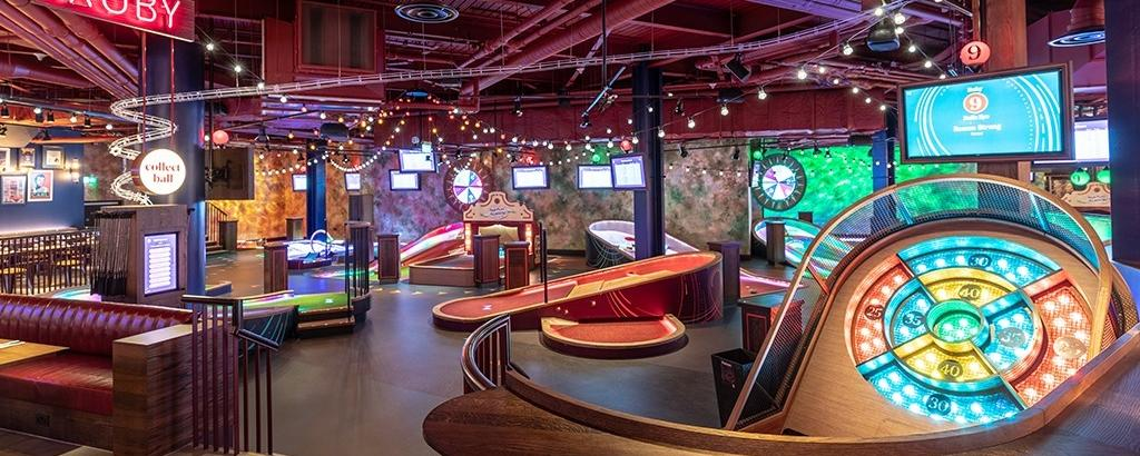 Innovative Locations: Puttshack's Joe Vrankin on Creating Successful Location-Based Entertainment in an Age of Uncertainty