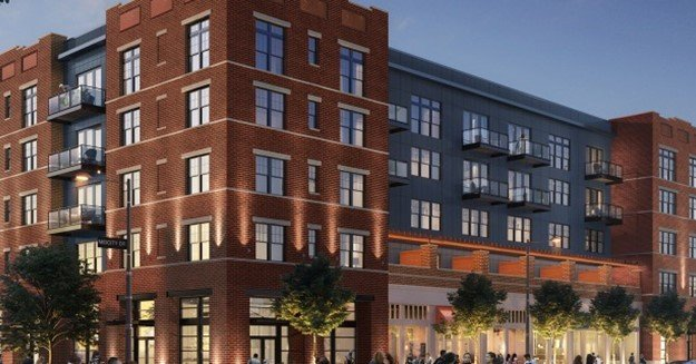 New Residential & Mixed-Use Building Breaks Ground in the Heart of Midcity District
