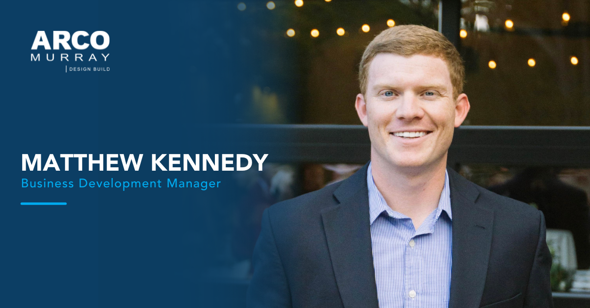 ARCO/Murray Announces Addition of Matthew Kennedy as Business Development Manager