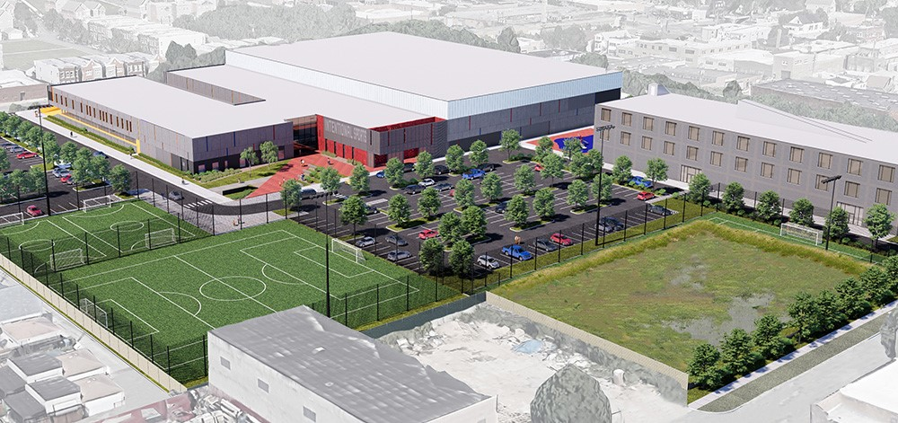 $31 Million, 10-Acre Sports, Education and Wellness Facility Breaks Ground to Help Close the Opportunity Gap for Youth on Chicago's West Side