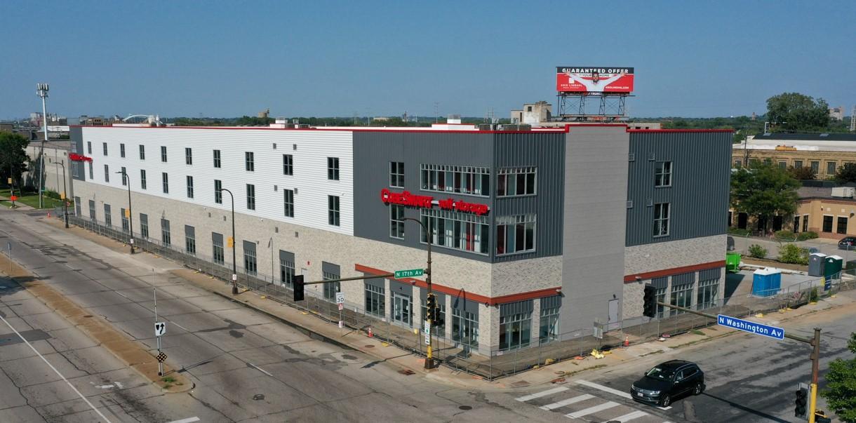 ARCO/Murray Minneapolis Project Experience Washington Ave Self-Storage